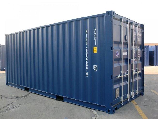 Nya & begagnade 6-40ft containers Hässleholm