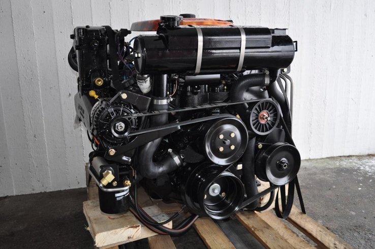 Mercruiser 350 MPI V8 Komplett