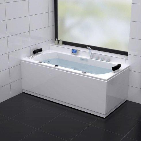 Exklusivt massagebadkar, 70 munstycken PM-hem