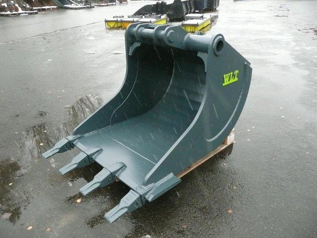 Ny 700L Schaktskopa med Grävfäste B20/S1