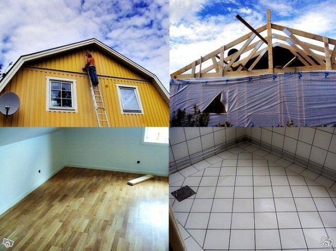Polsk bygg och städning -TOTAL RENOVERING