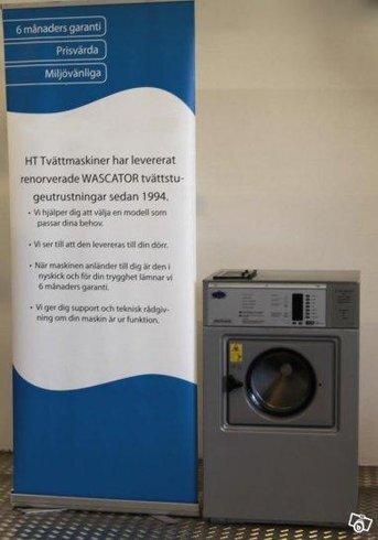 Wascator tvättmaskin/lantgård /verkstad/stall