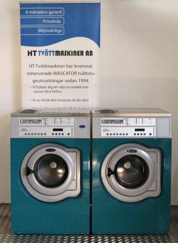 Wascator Tvättmaskiner 60 % under nypris