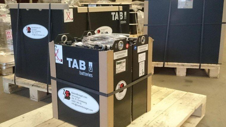 Truckbatteri BT LT