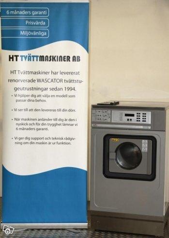Wascator Fastighetstvätt 60% under ny pris