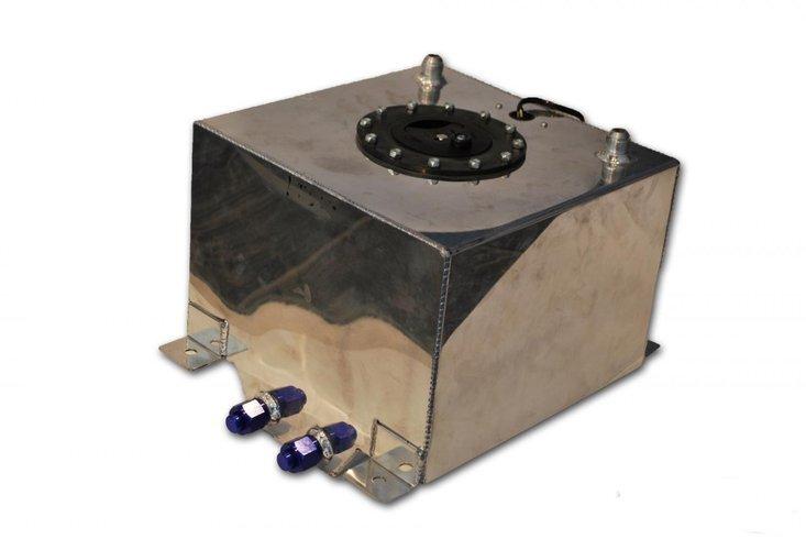 Fuelcell i aluminium Intercooler / wastegate