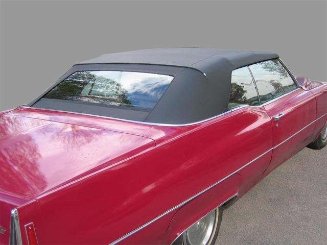 Vinyl Cab till Cadillac & Buick 1965-1970