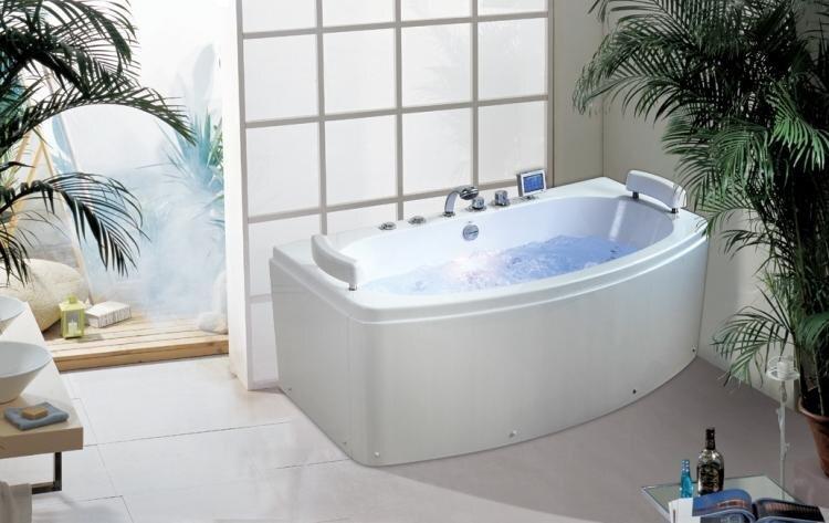 Maxutrustat Bubbelbad/massagebadkar PM-hem