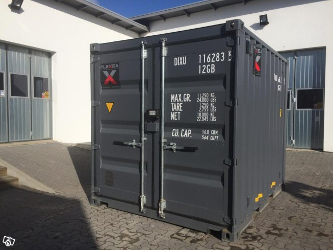Container - förråd - lager - UTHYRES