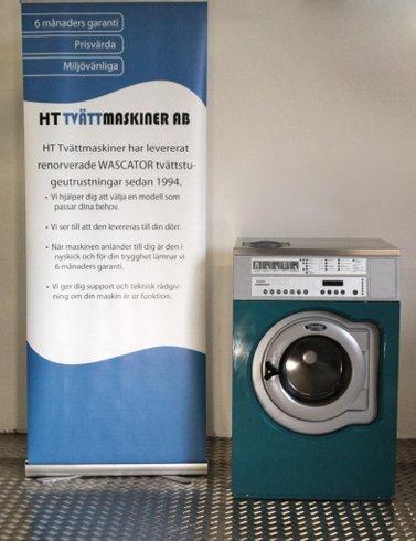 Wascator proffs tvättmaskin