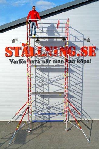 Rullställning 8 m , Erbjudande 28.900 kr + m