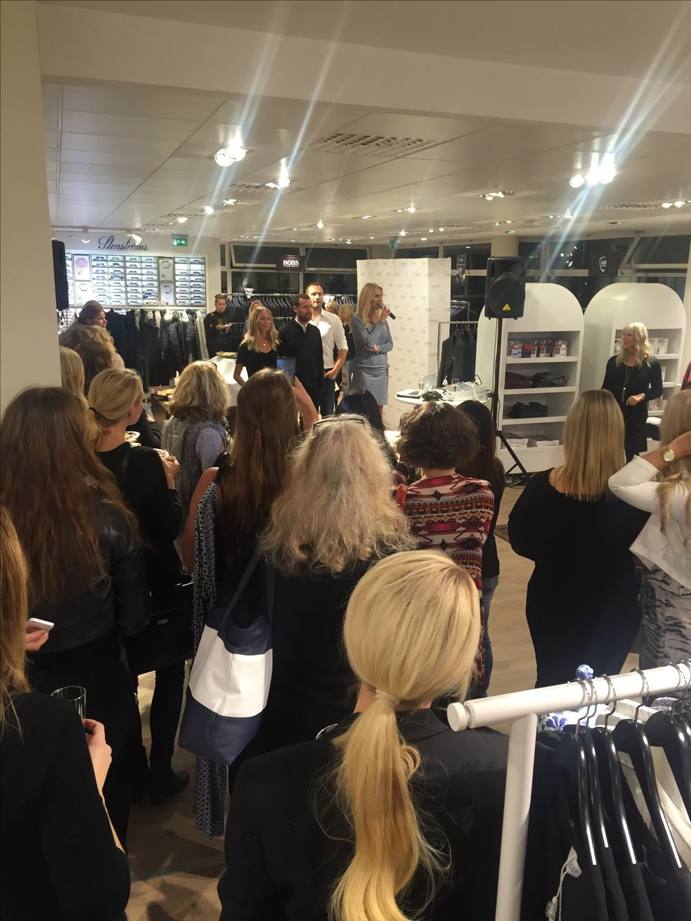 FEMME Collection event med Hannah Graaf