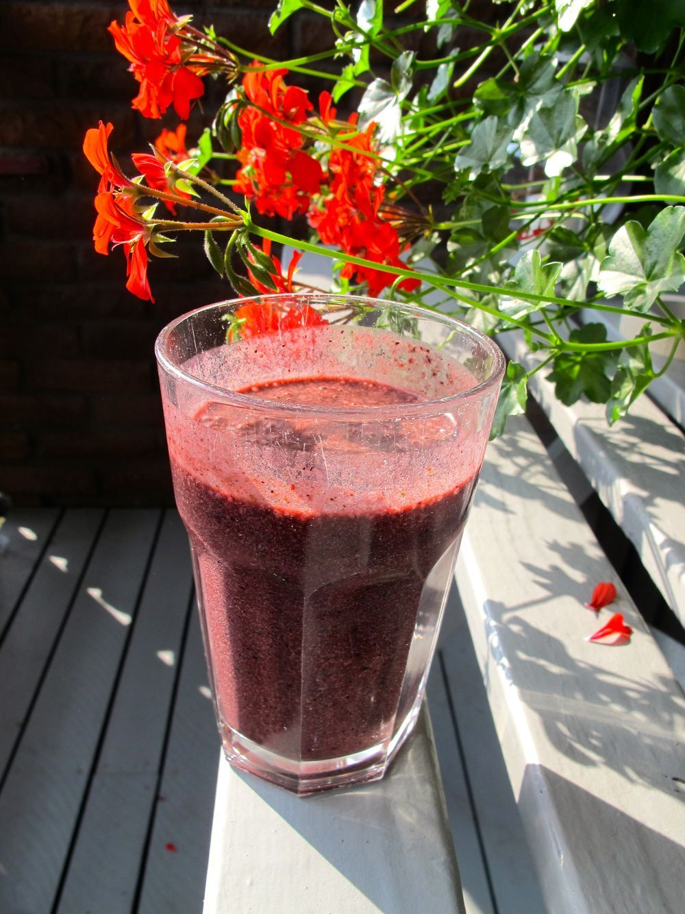 Morgonens smoothie