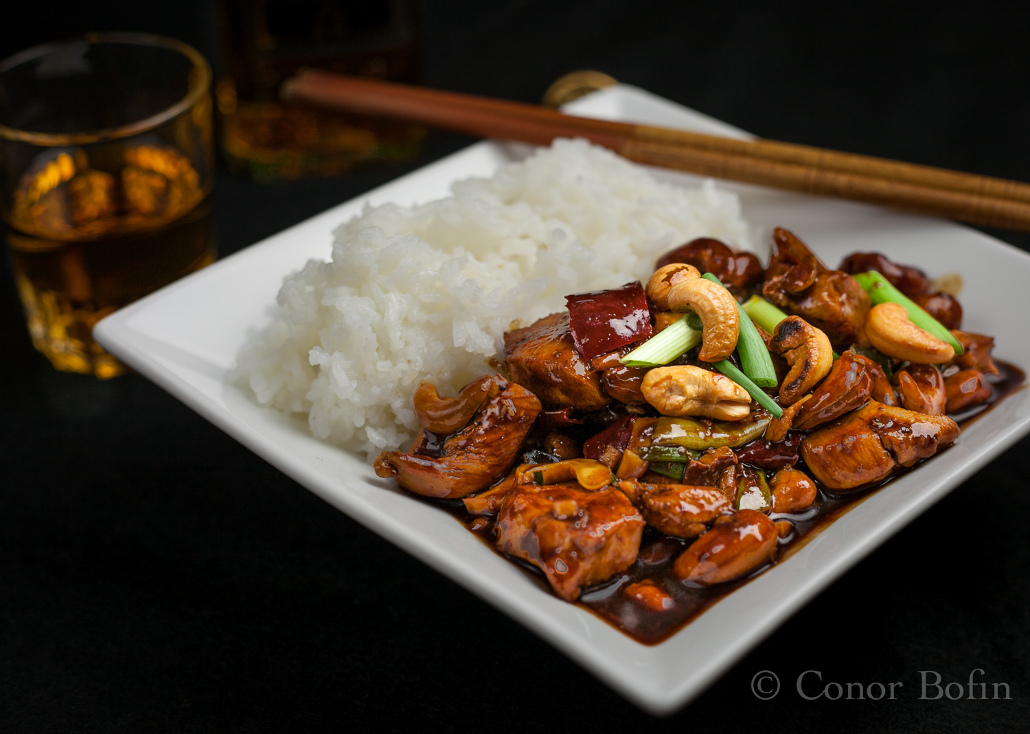 Easy Oriental Part 15. Sort of Authentic Kung Pao Chicken.