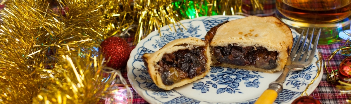 Another Christmas – Another Mince Pie Fiasco!