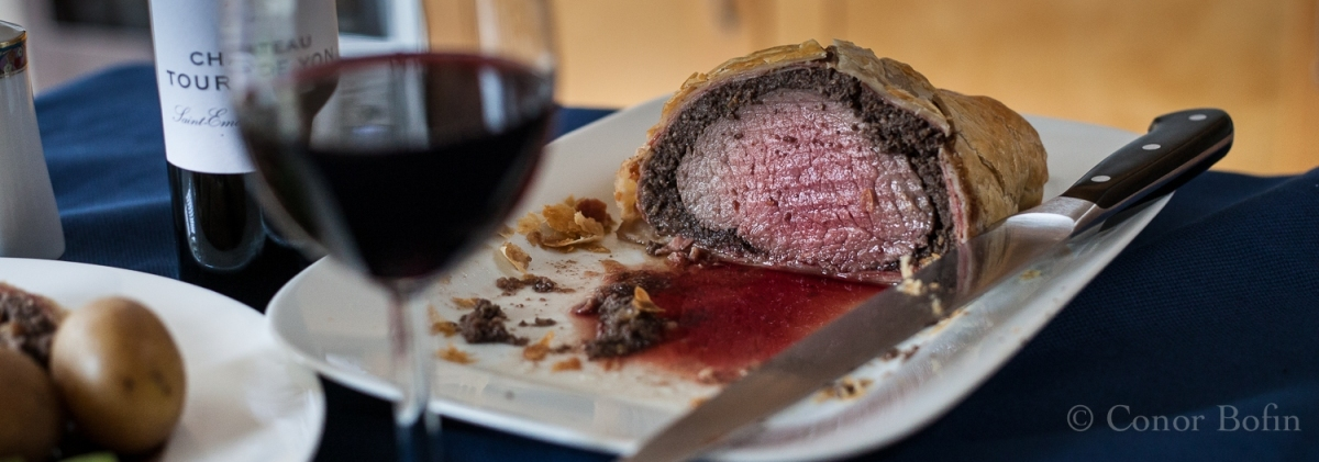 Beef Wellington – What Did The Brits Ever Do For Us Anyway?
