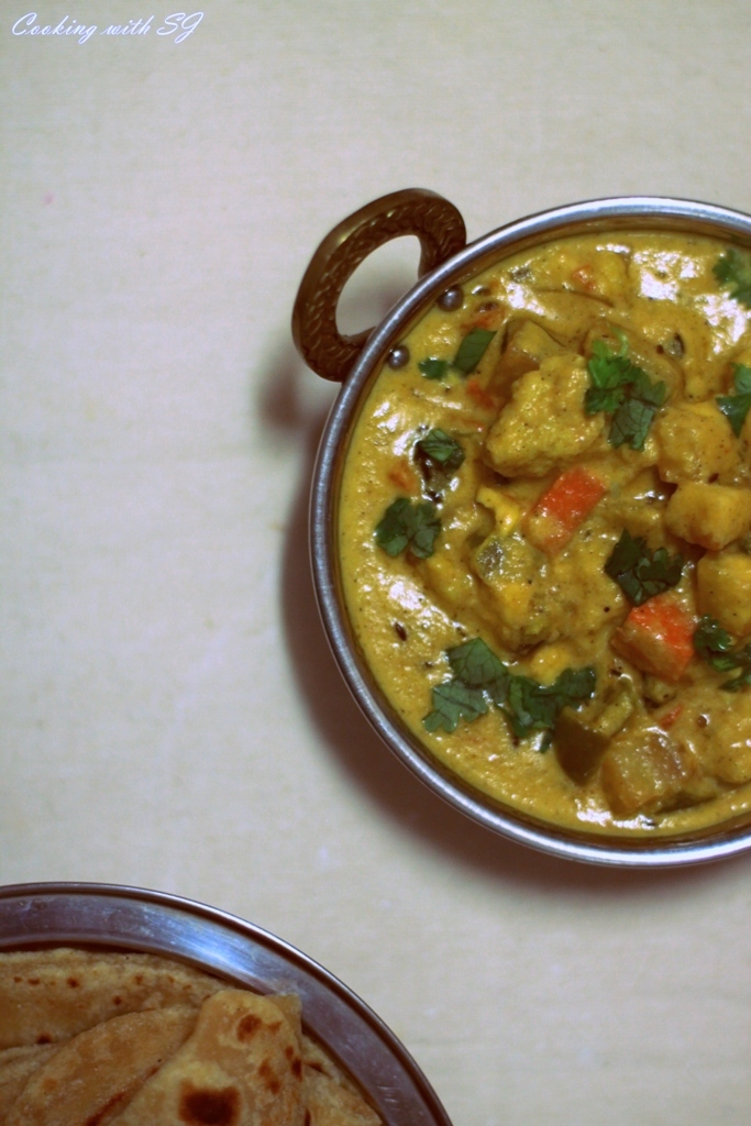 Vegetable Jaipuri