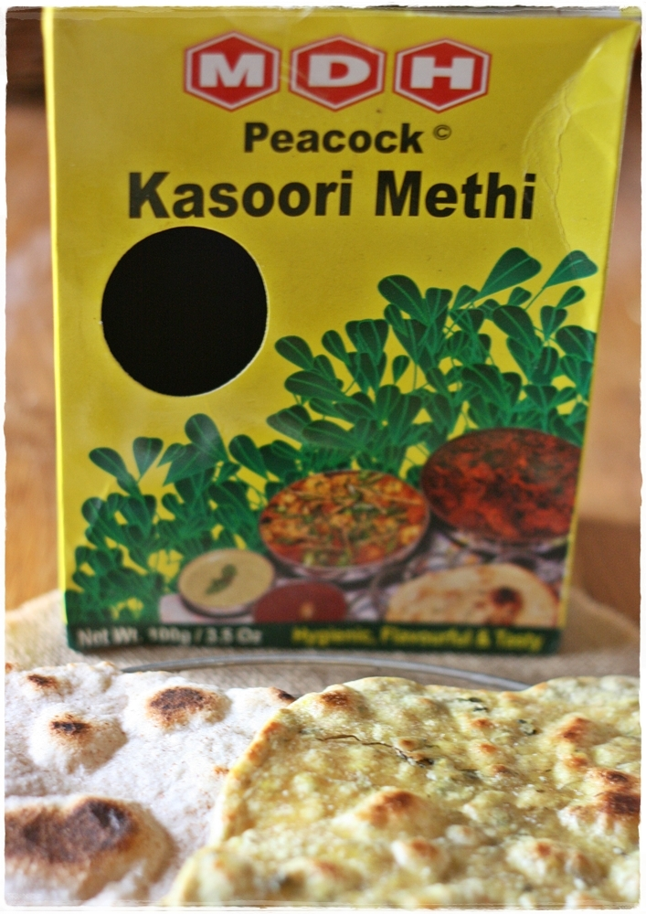 Chapati & Methi Paratha … due velocissimi pani indiani – Two very easy indian flatbreads