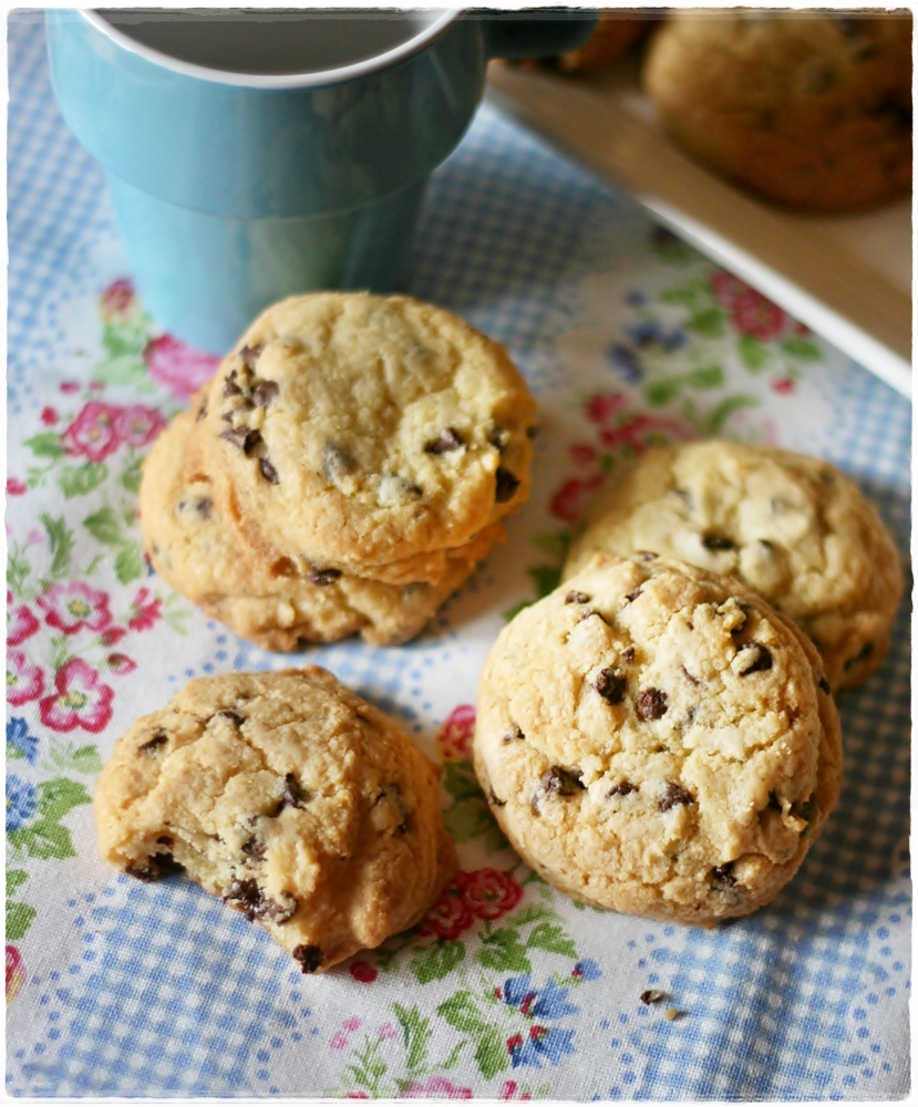 Chocolate chip cookies …di e con Kitchenaid – Chocolate chip cookies …of and with Kitchenaid