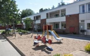Lägenhet i Örebro Brickebacken