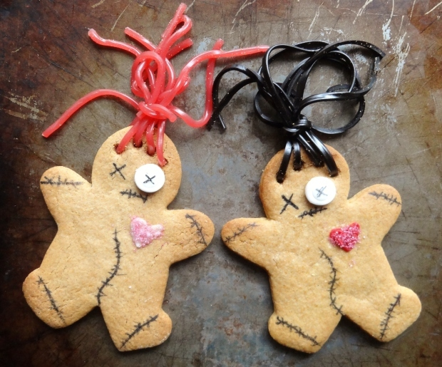 Gingerdead Men – Voodoo Doll Gingerbread Men