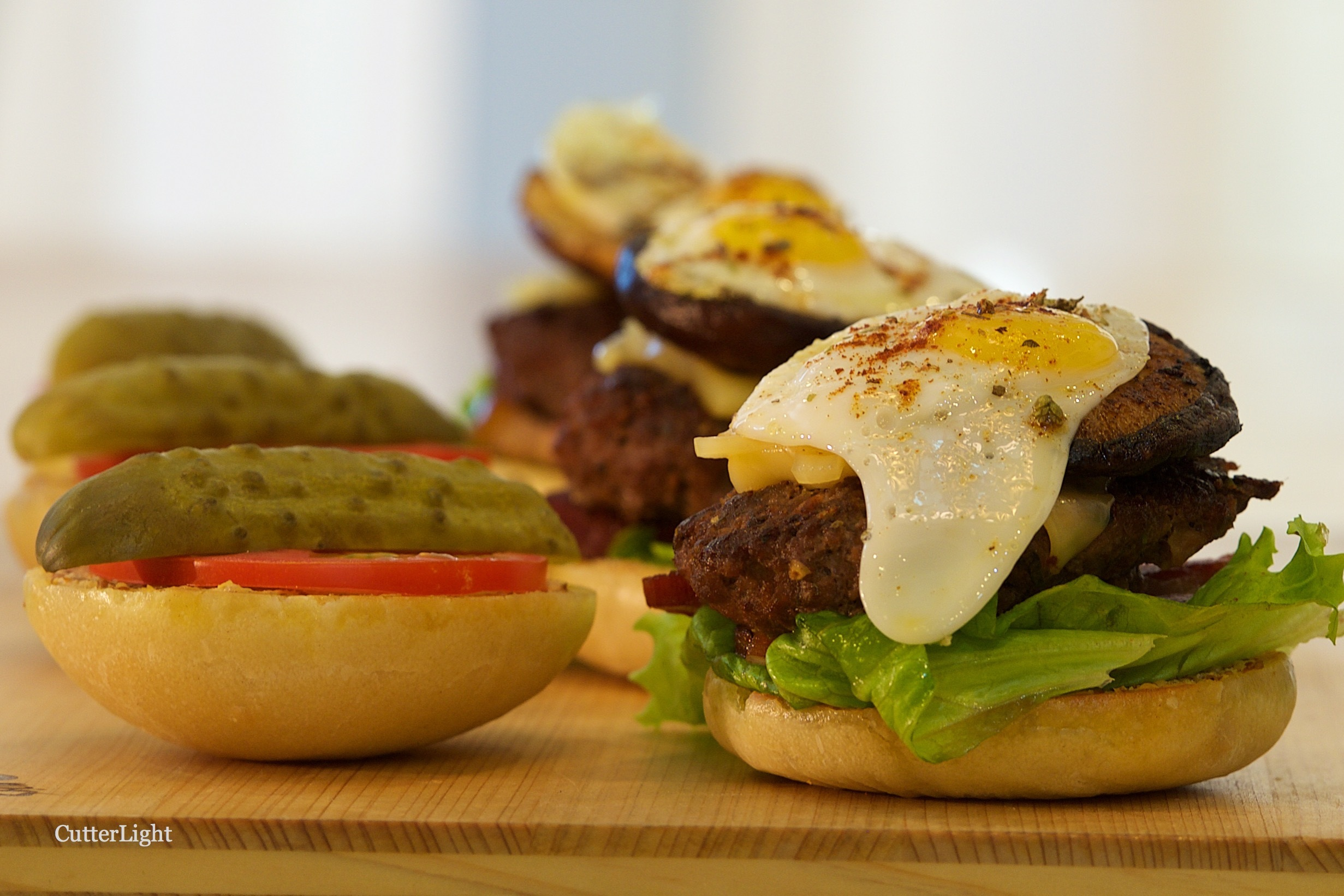 4th of July Appetizer or Anytime Snack: Who's Up for a Quail Egg Slider?