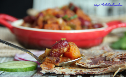Rajma Onion tomato curry