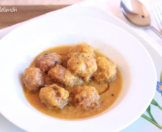 Recetas de albondigas en caldo mytaste for Albondigas de verduras