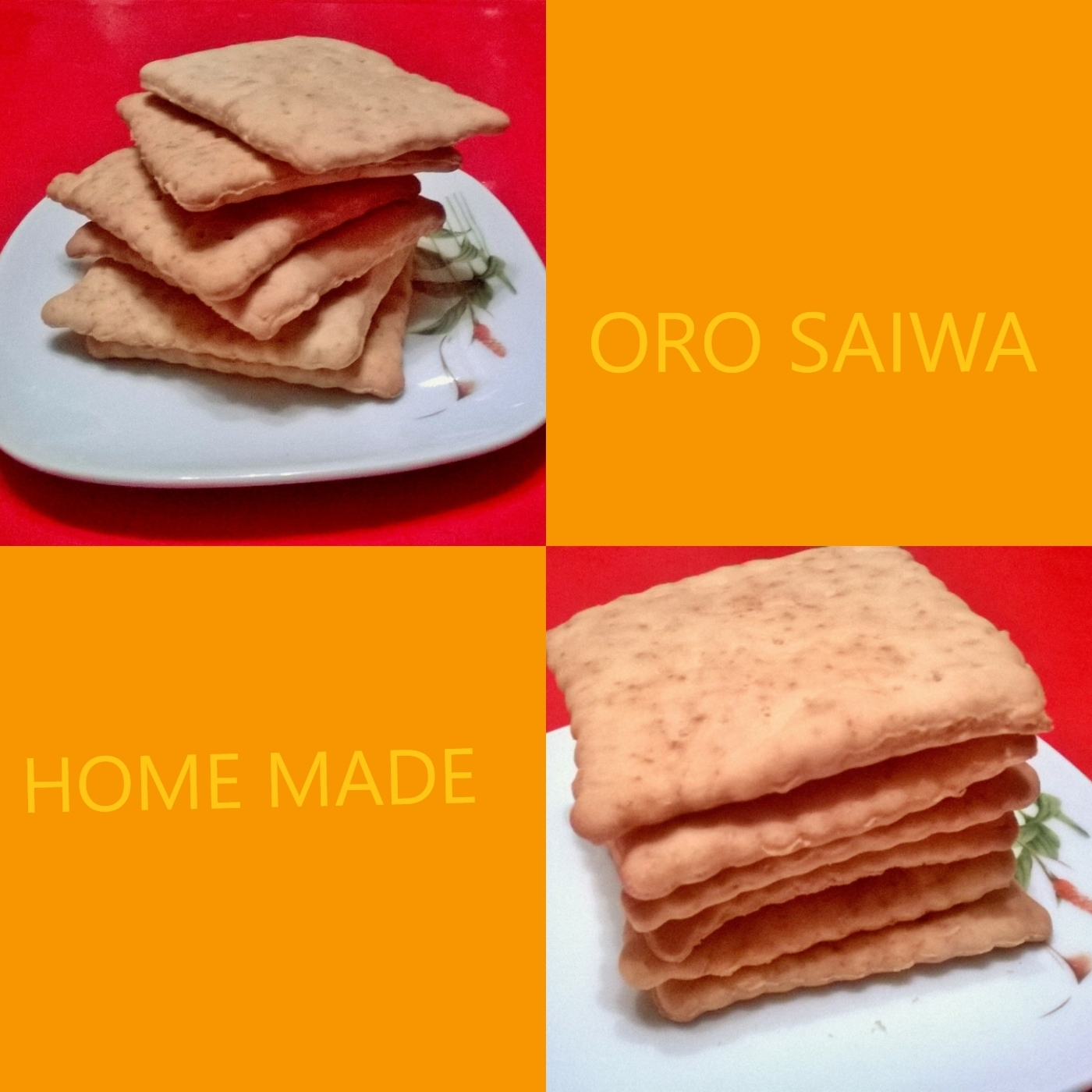 ORO SAIWA HOME MADE