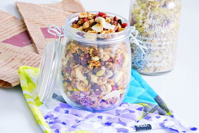 DIY: Aamugranola