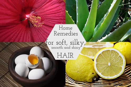 How to get Soft, Silky, Smooth and Shiny Hair Naturally At Home