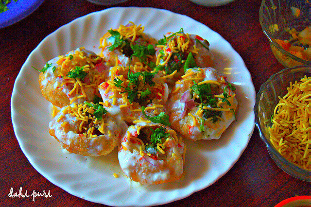 DAHI PURI/CHAAT RECIPES