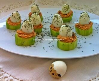 ricette di antipasti con uova di quaglia - mytaste - Cucinare Uova Di Quaglia