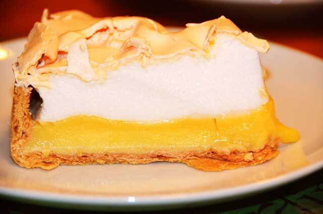 Lemon Meringue Pie Recipe
