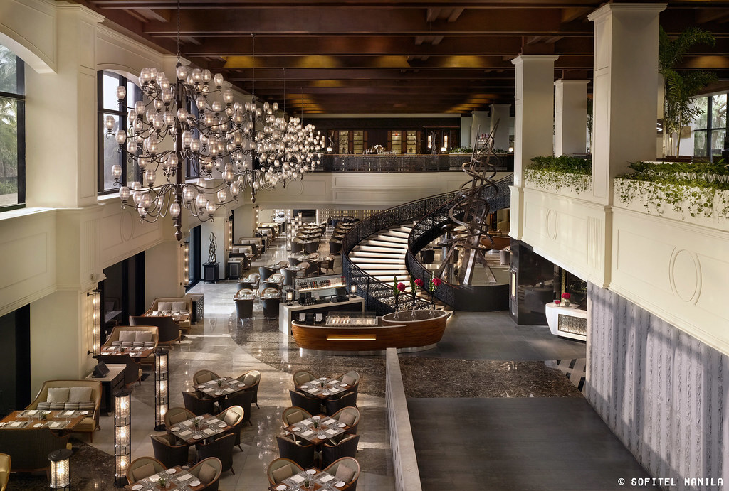 Getting to know Sofitel's new and improved Spiral