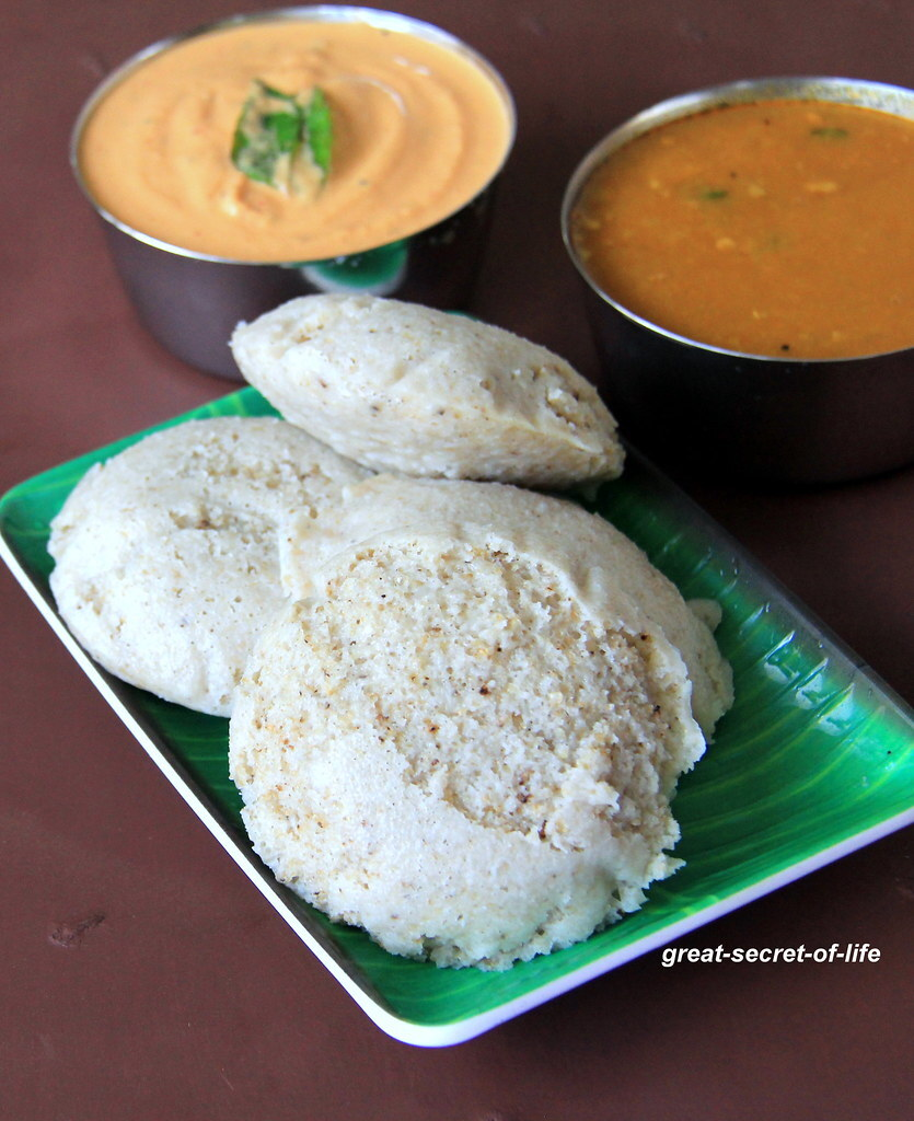 Bajra Idli - Pearl Millet Idli - Healthy Idly recipe - Healthy breakfast recipe - Millet recipes