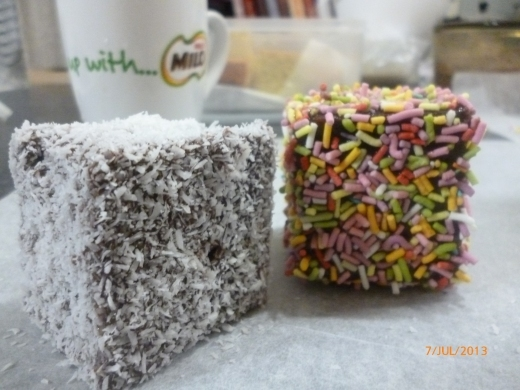 Are you the Lamington Whisperer?
