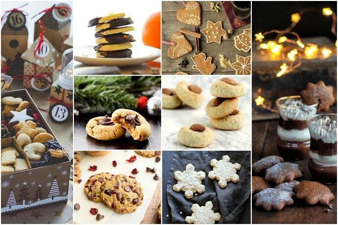 30 Easy Christmas Cookie Recipes