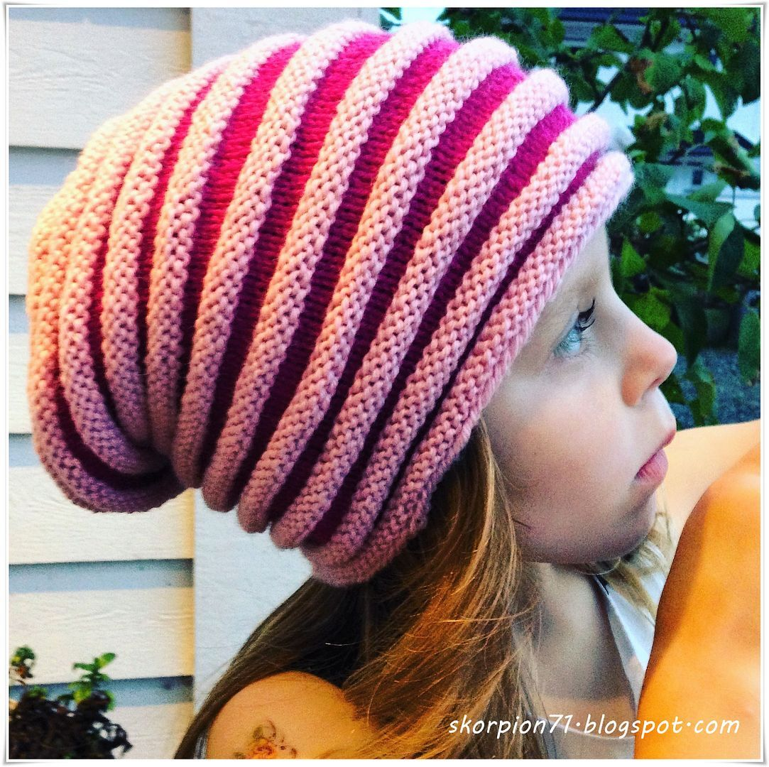 Kamskjell lue / the scallop hat