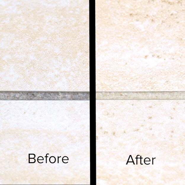This DIY Grout Cleaner Will Make Your House Sparkly Clean