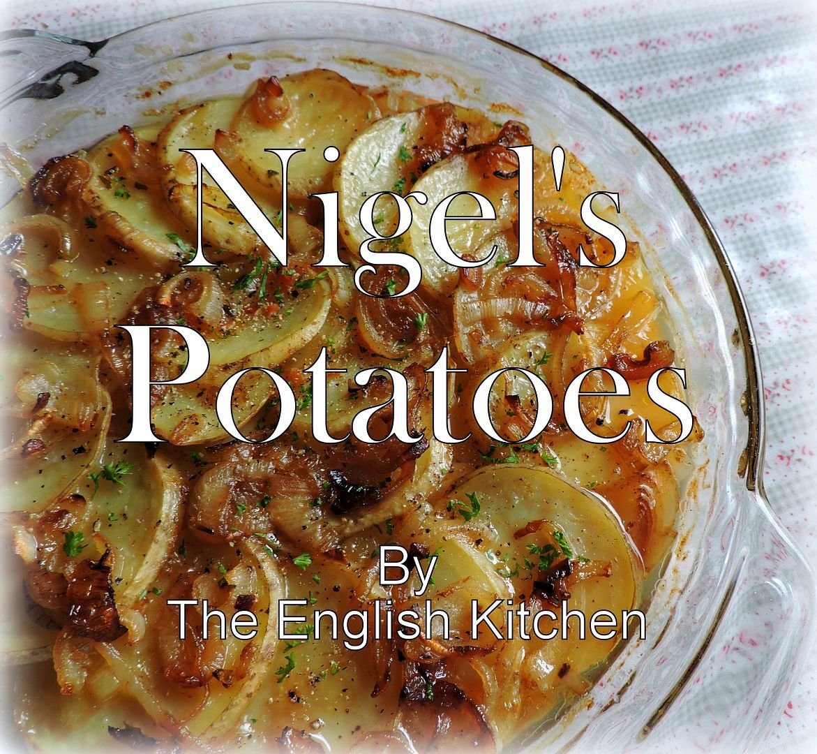 Nigel's Potatoes