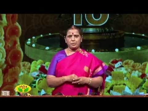Sweets 18 - Jaya Tv Special Program
