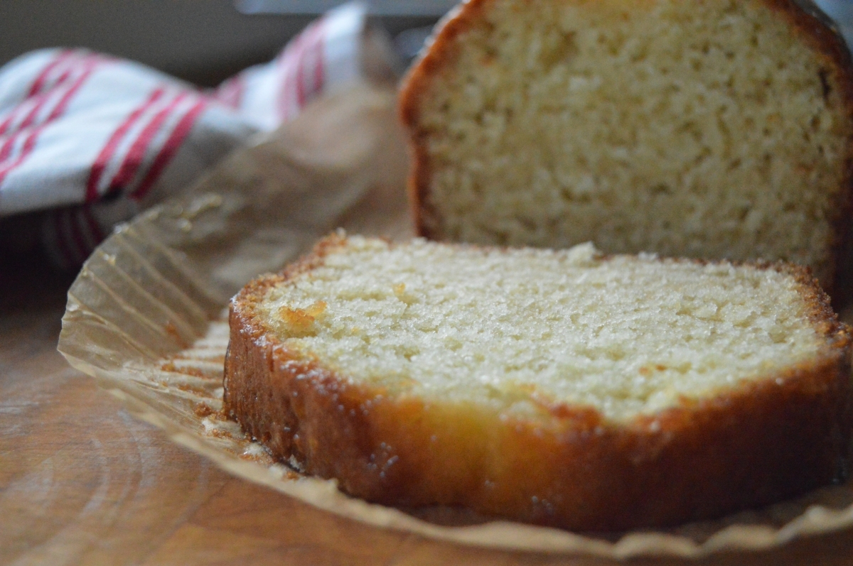 A very different kind of delicious dairy-free & gluten-free Orange Cake…