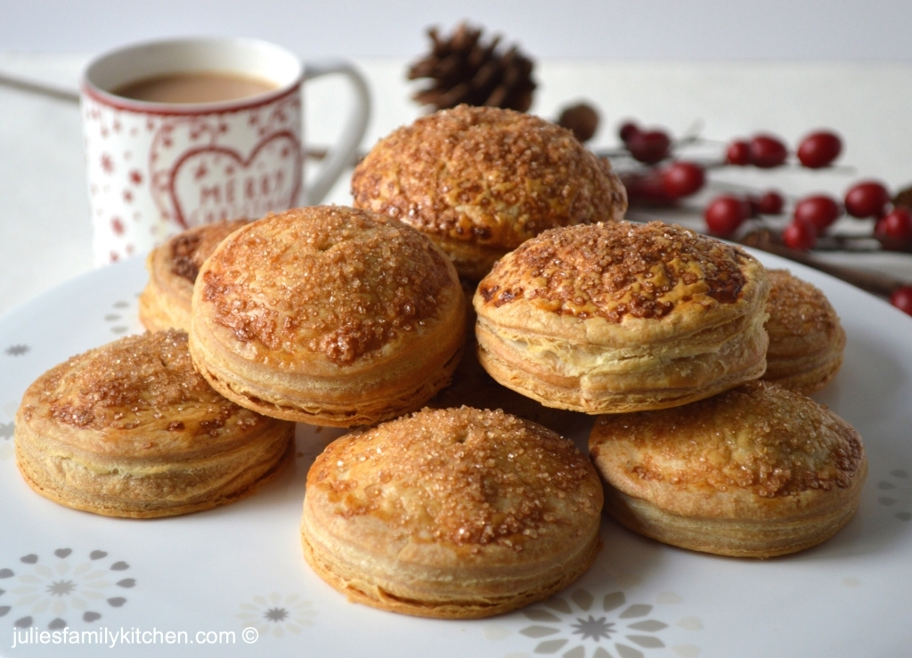 Quick Puff Pastry Mince Pies