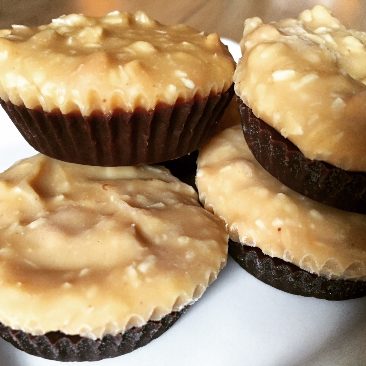 Home-made Peanut Butter Cups!