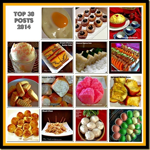 Guaishushu's Report Card–Top 30 posts For The First Blogging Year From 1-5-2013 t0 30-4-2014