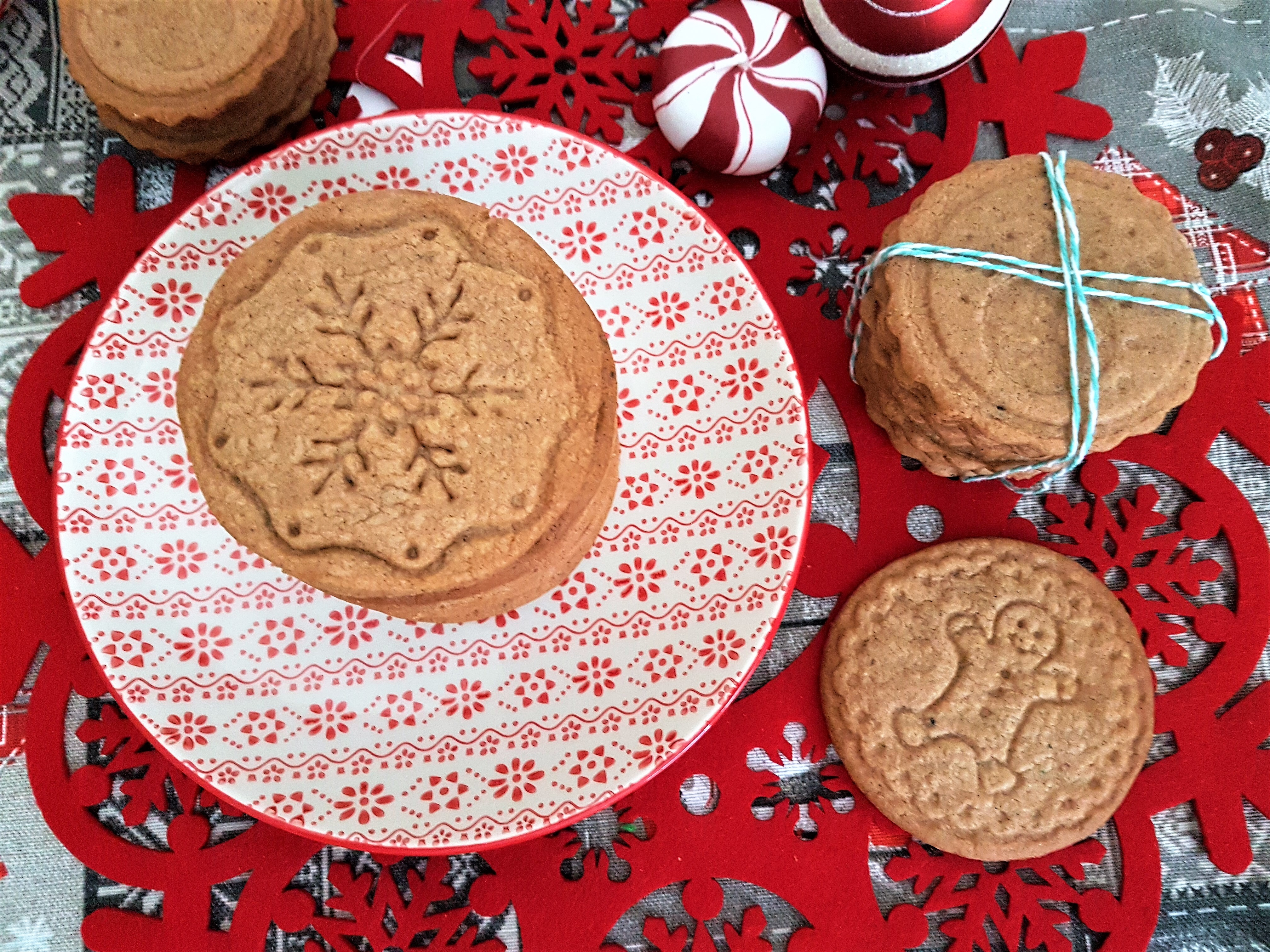 Galletas de especies de Mariana/ Mariana's spiced cookies