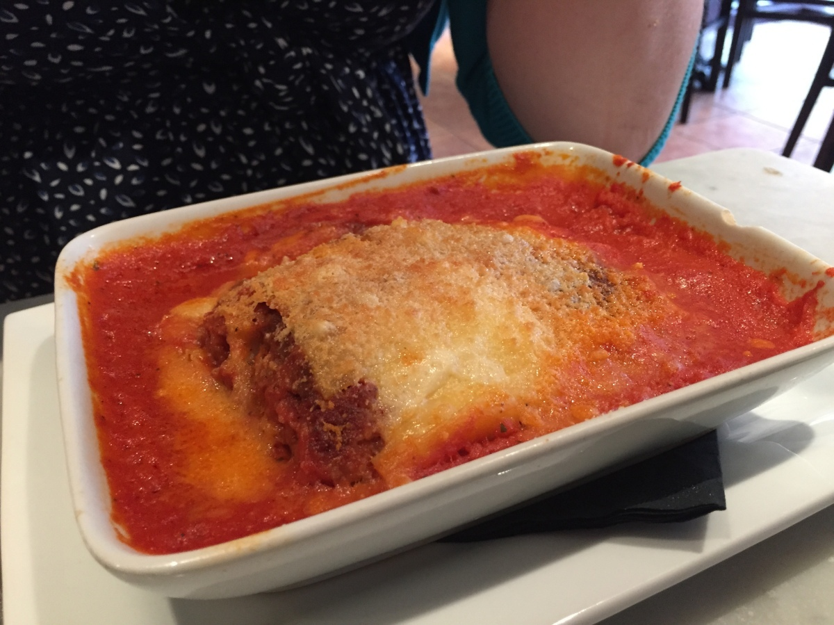 Nonnas: Authentic and awesome Italian food in Sheffield