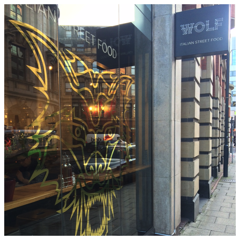 Wolf Italian Street Food: A great option for a business lunch in Leeds