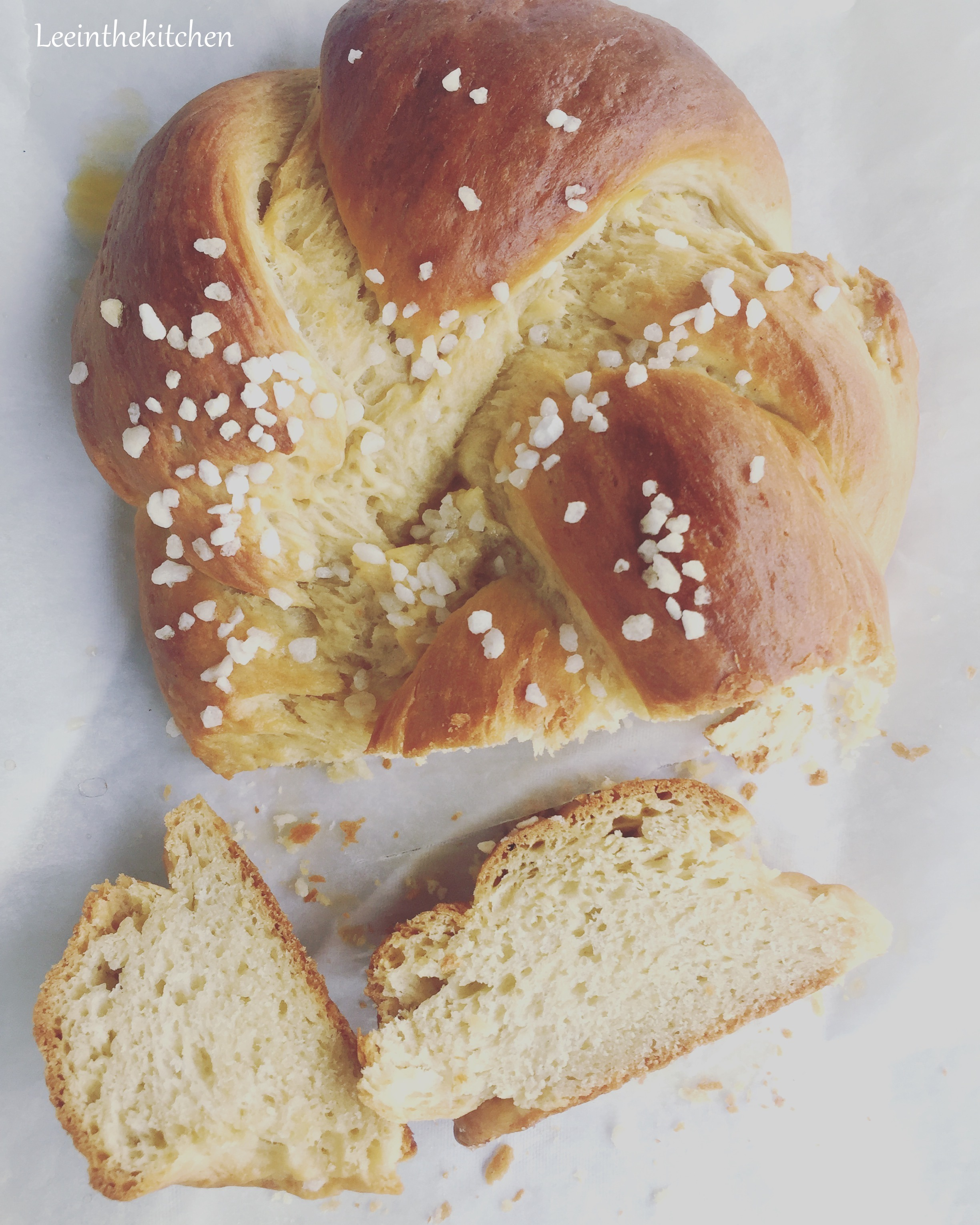 Easter Bread * Osterbrot oder Hefezopf